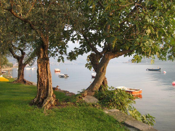 Lago iseo italie