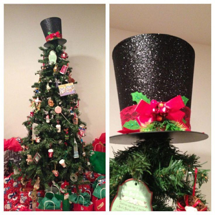 Unique Christmas Tree Topper Ideas.....