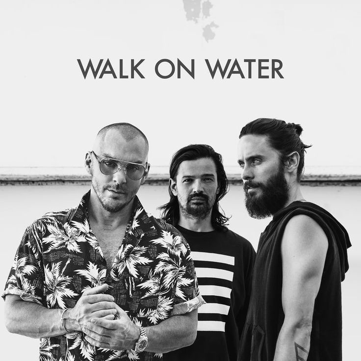 Walk On Water by Thirty Seconds to Mars - Walk On Water