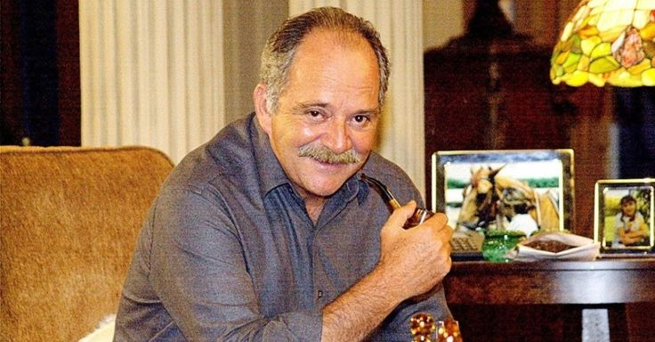 REDE ALPHA TV   O Mundo das Novelas : CLAUDIO MARZO   Faleceu o Ator Brasileiro no Passa...