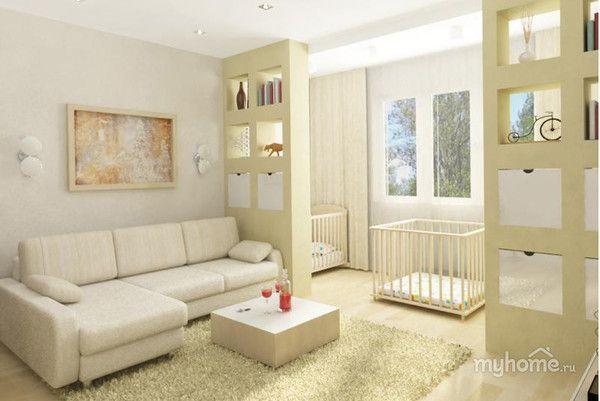 дизайн комнаты 20 кв.м спальня гостиная фото - Поиск в Google