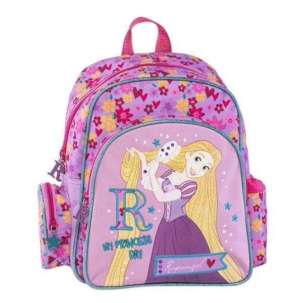 Rapunzel Σχολική Τσάντα Νηπιαγωγείου