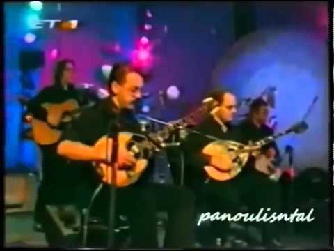Η φαντασία  Πάριος Νταλάρας (Dalaras - Parios live) (+playlist)