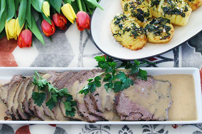 Sunday steak