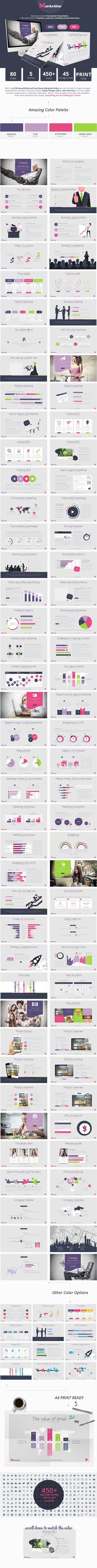 Mega Marketing Powerpoint Presentation (PowerPoint Templates)