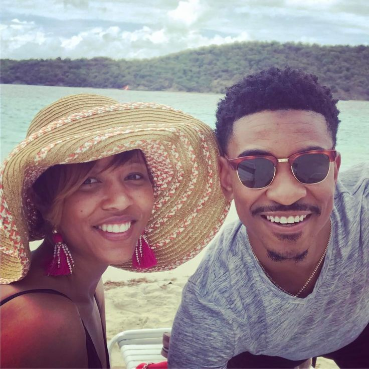"496 Likes, 6 Comments - Jamal Miller (@jamalmiller) on Instagram: ""Celebrating Easter Sunday on the beautiful St. Thomas Island!"""