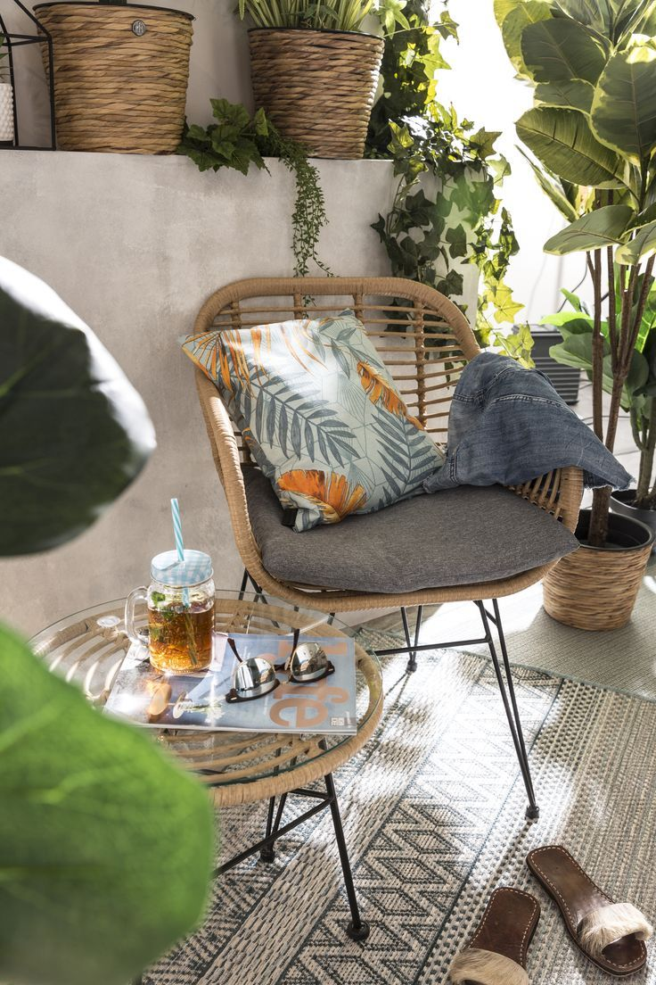 Abschalten Und Entspannen Mit Gartensessel Tonga Gartensessel Korbstuhle Mobelideen