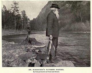 April 3 - Conservationist John Burroughs