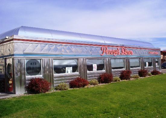 North Platte, Nebraska:  Penny's Diner