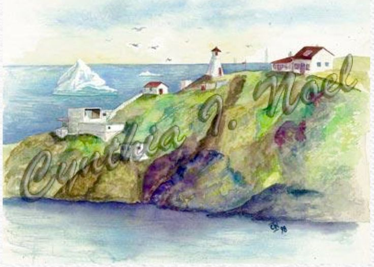 Iceberg Alley, Fort Amherst, St. John's, NL (SOLD)