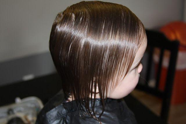 Basics for cutting little girl's hair!