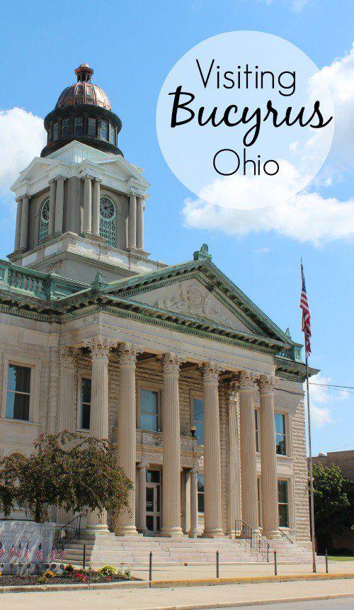 Visiting Bucyrus Ohio #VisitBucyrus