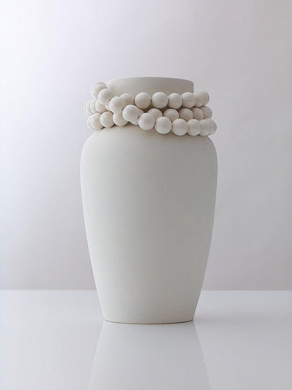 'Dame' Vase via June Eleven