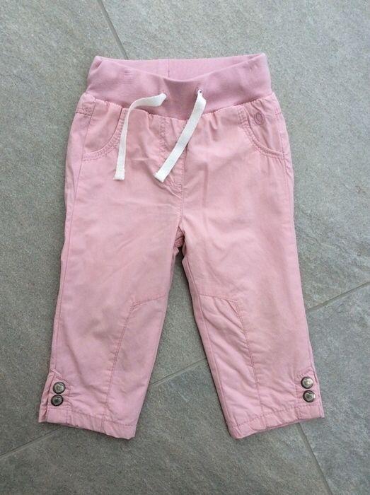 Hose rosa mit knopfen