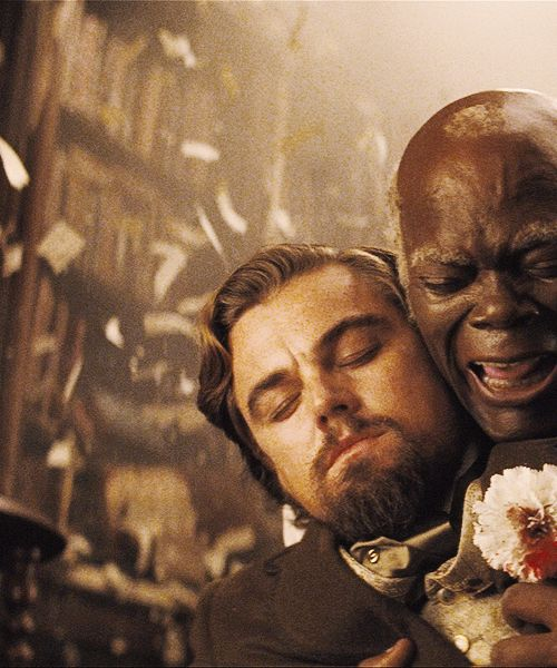 Leonardo Di Caprio - Samuel L Jackson Django