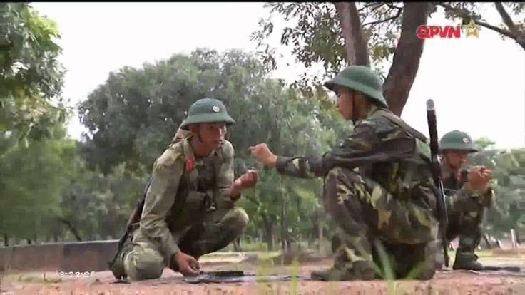 Sống trong quân ngũ - Huấn luyện tân binh