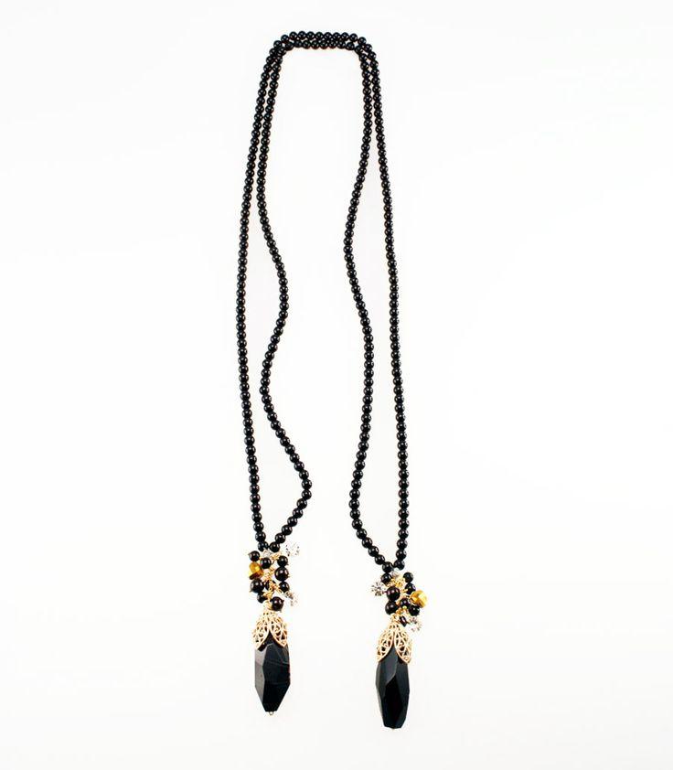 Elizabeth Wahyu Accessories          #necklace #jewellery #accessories  #beaded #beads #handmade #bauble #stone  www.elizabethwahyuaccesories.com