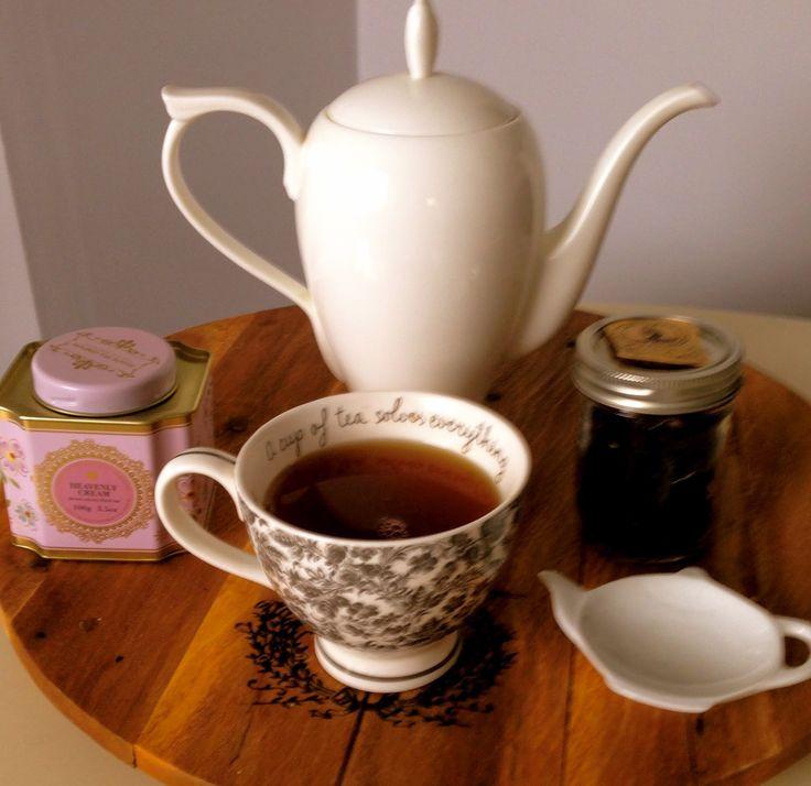 Say Tea and Sloan Tea.