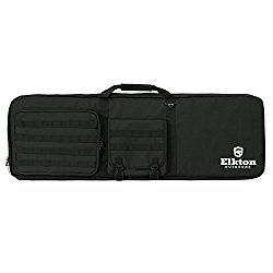 Elkton Outdoors Tactical Gun Shooting Bag With Built In Shooting Mat and Backpack Straps- Soft Rifle Case Review