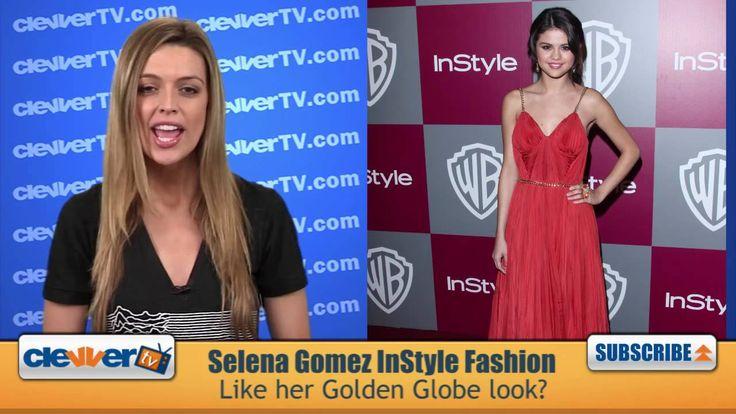 Selena Gomez InStyle Fashion Recap