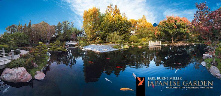 Japanese Tea Garden Long Beach Ca