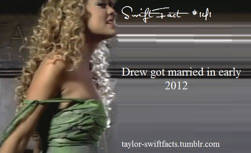 """Aw, that seems crazy to think that he's already married. It seems like just yesterday the song, """"Teardrops On My Guitar"""" was fairly new. ♥"""