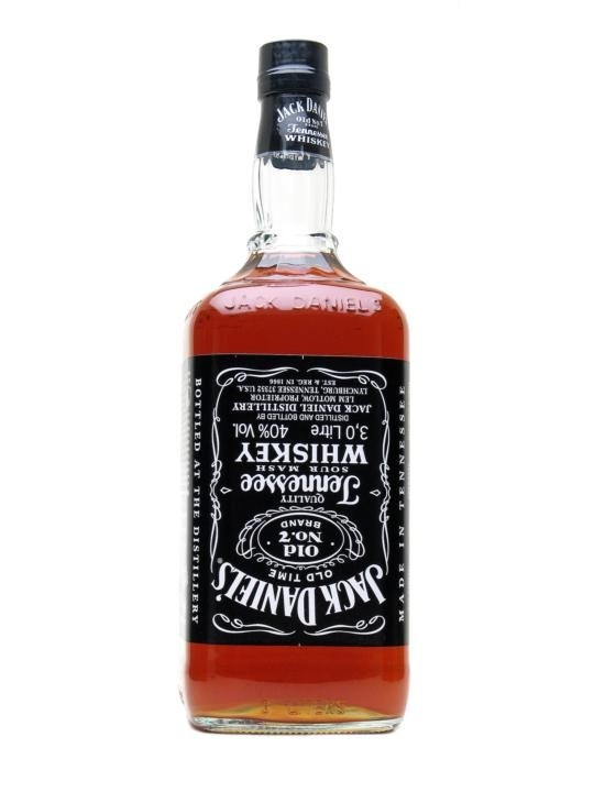 Jack Daniels  Bar Bottle  3l