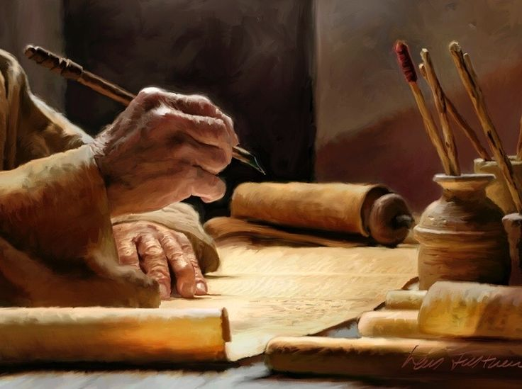 2 Nephi 18:1-2. Moreover, the word of the Lord said unto me: Take thee a great roll, and write in it with a man's pen, concerning Maher-shalal-hash-baz. 2 And I took unto me faithful witnesses to record, Uriah the priest, and Zechariah the son of Jeberechiah.