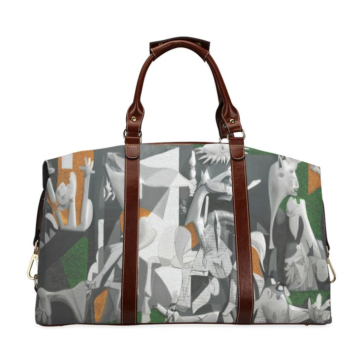 My Picasso Serie:Guernica Classic Travel Bag (Model 1643)