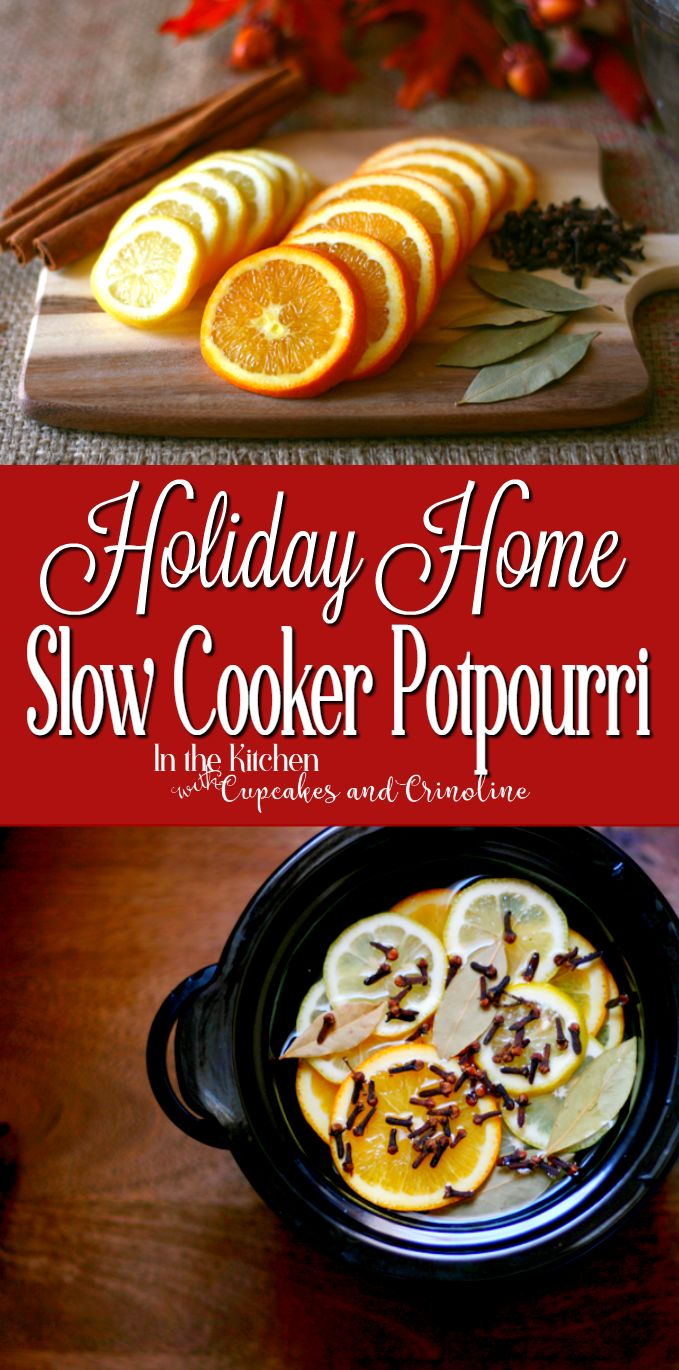 How-To Make Your House Smell Like The Holidays  House -1505