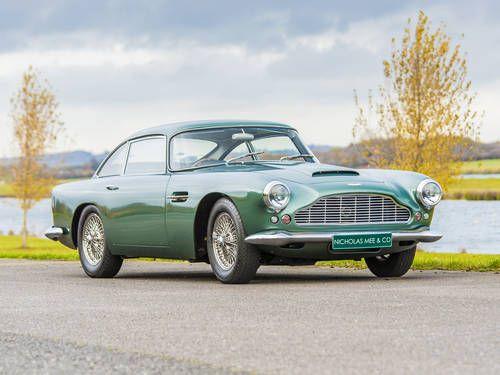 1962 Aston Martin DB4 Special Series