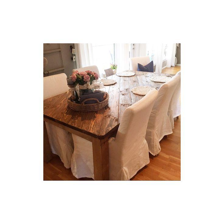 SturdyTable - Spisestuebord - By Lysneshjem