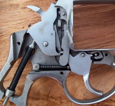 mecanismo disparo revolver - Buscar con Google