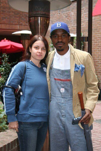 With Andre 3000