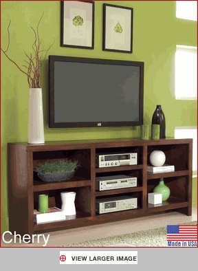 Aspenhome 74in TV Console Essentials Lifestyles ASCL1027 - View all TV Stands, TV Consoles and TV Carts -
