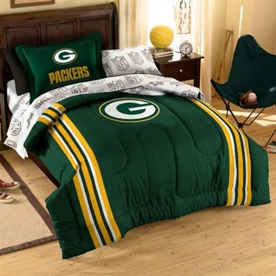 GB Packers Bedding Set