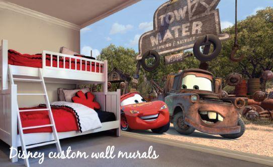 Carta da parati per bambini Disney
