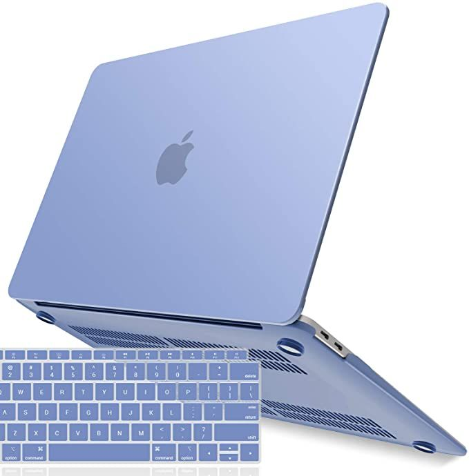 Amazon Com Ibenzer Macbook Air 13 Inch Case 2020 2019 2018 New Version A1932 Hard Shell Case With Keyboa In 2020 Macbook Air Case 13 Inch Macbook Air 13 Inch Macbook