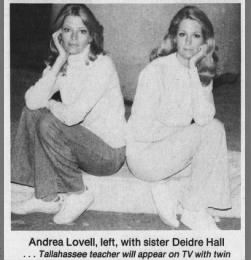 Deidre Hall and Andrea Hall Lovett, Days of Our Lives