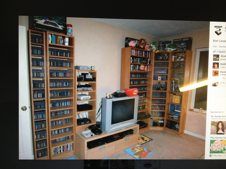 1000 ideas about gamer room on pinterest