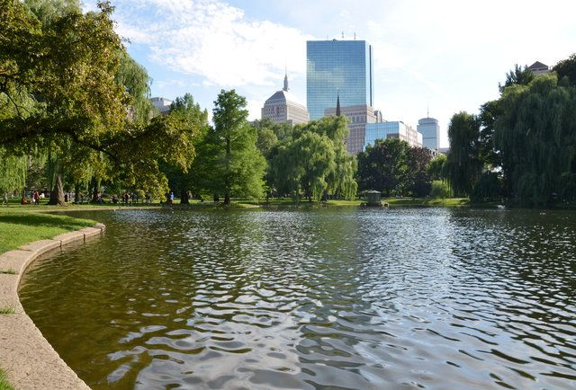 The 11 Best Public Parks in Boston, Power Ranked