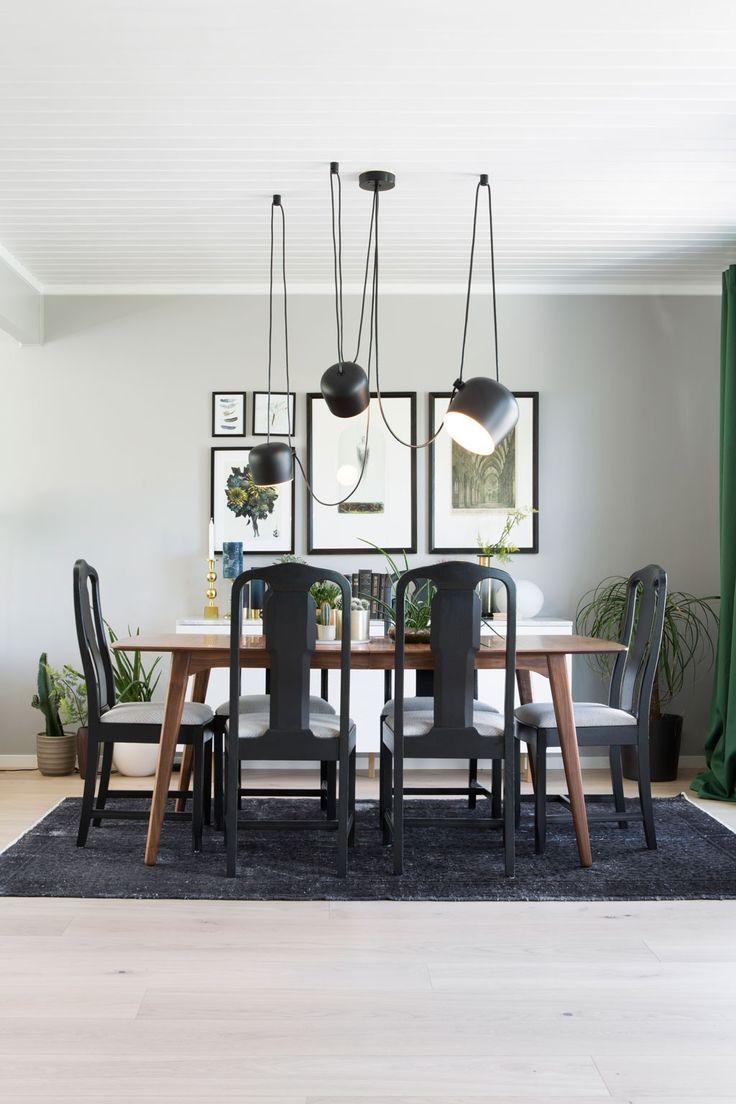 Seks stoler ble til ny førsteetasje - Byggmakker+
