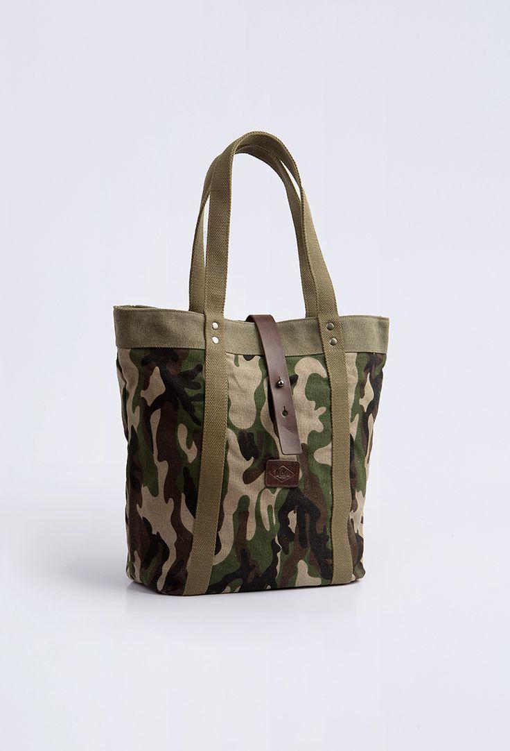 Lee Cooper bag Rodding camo woman