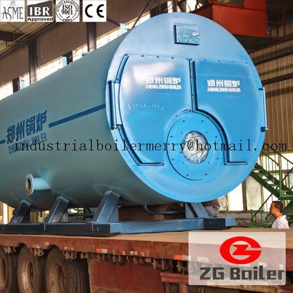 Industry boiler: How Do 3 ton biogas Steam Boilers Work? | Steam ...