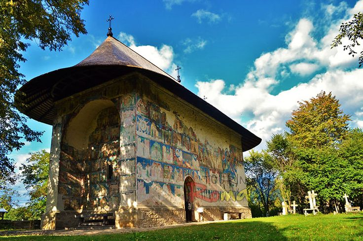 Tours - Long Tours - Bucovina and Transylvania Treasure - Private Tour - 7 days - Touring Romania :: Private Tours