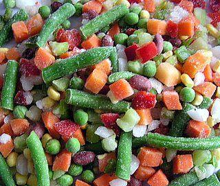 Заготовка овощей и фруктов. Заморозка.