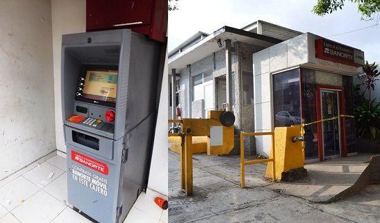 Roban dos cajeros automáticos en Xalapa - http://www.esnoticiaveracruz.com/roban-dos-cajeros-automaticos-en-xalapa/