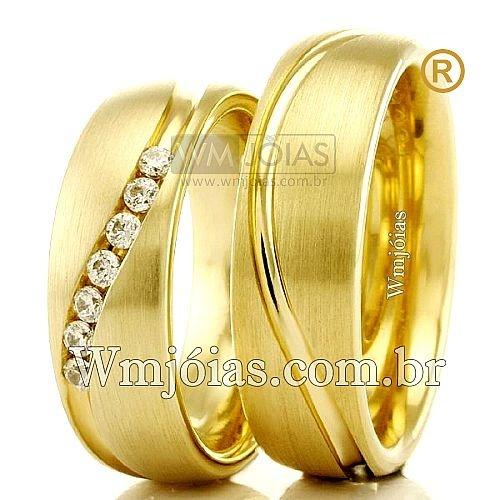 Alianças de casamento exclusivas