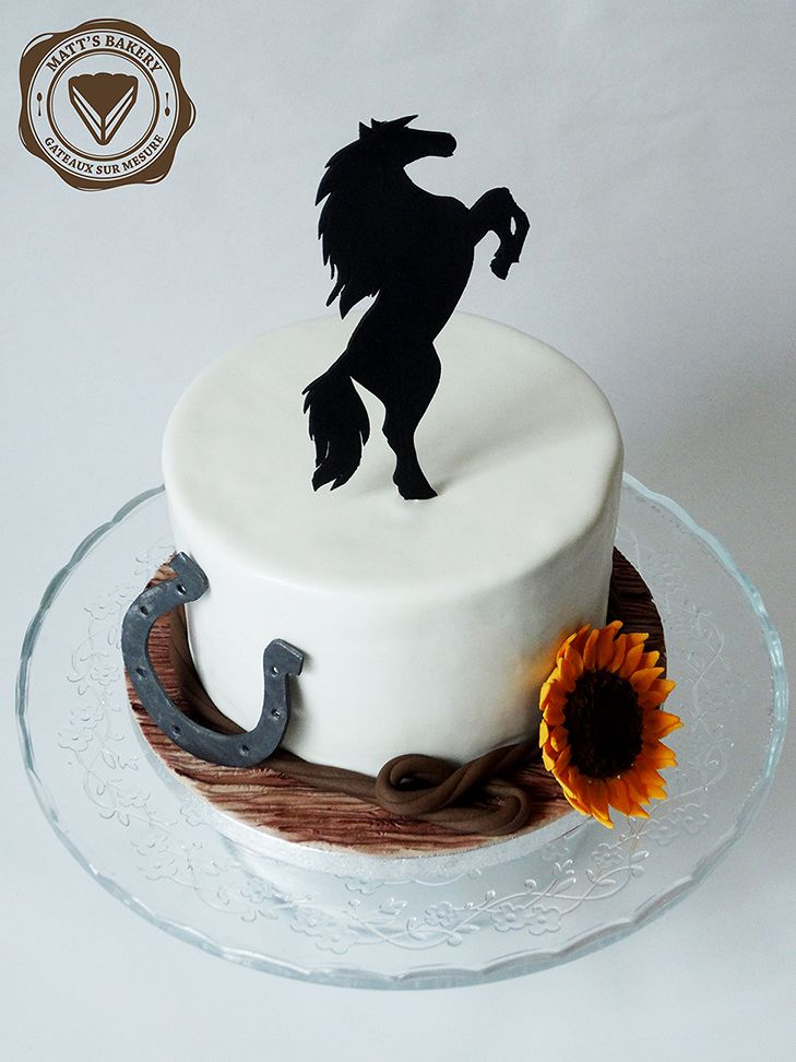 #matts_bakery #cakedesign #angers #horse #ridding #birthday #cake #satinice #equitation #gateau #anniversaire