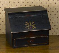 Stenciled Bread Box: Vintage Breads, Stencil Breadbox, Breads Boxes, Stencil Breads, Bread Boxes, Breadbox 7704